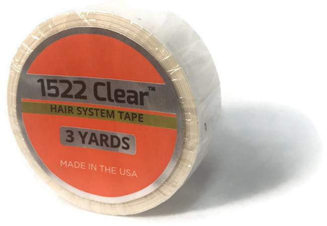 """Clear Tape Roll 3/4"""" x 3 yards"""