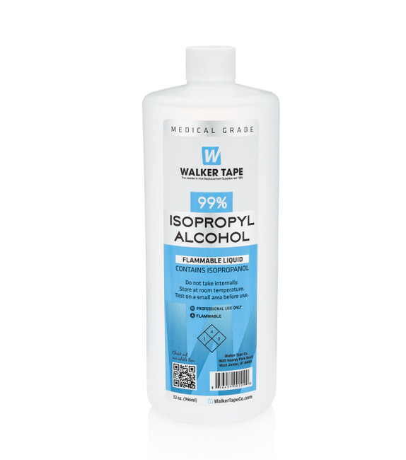 Walker Isopropyl Alcohol 99% Quart