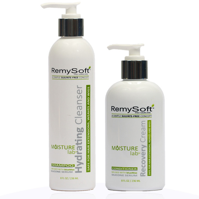 Remy Soft BlueMAX Hydrating Cleanser and Recovery Cream Combo