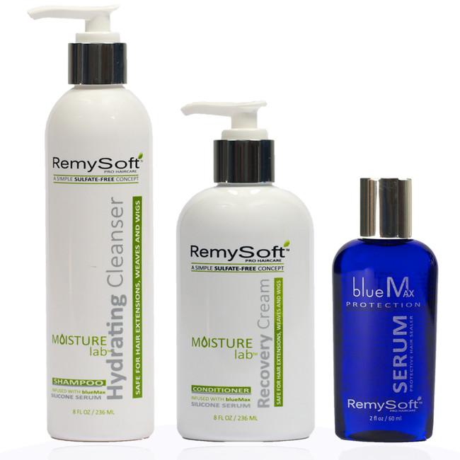 Remy Soft Moisture Lab 3 Step System