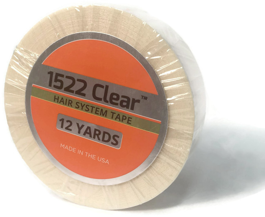 """Clear tape roll 3/4"""" x 12 yards"""