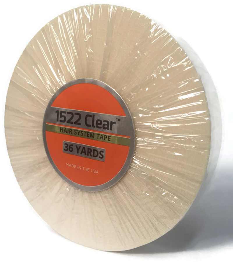 """Clear tape roll 3/4"""" x 36 yards"""