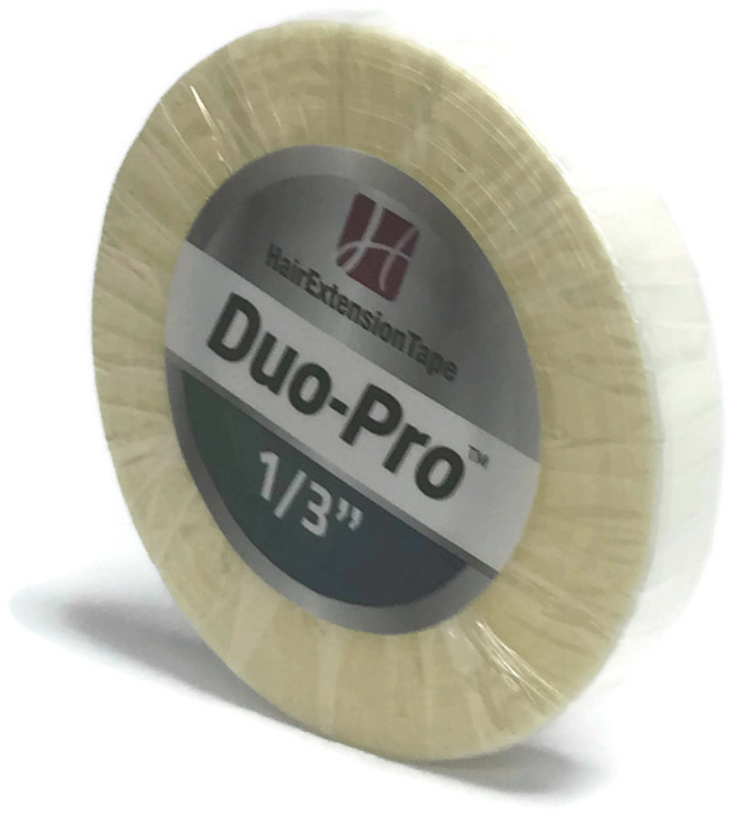"Beautify Duo-Pro Extension Tape Roll 1/3"" x 6 yds"