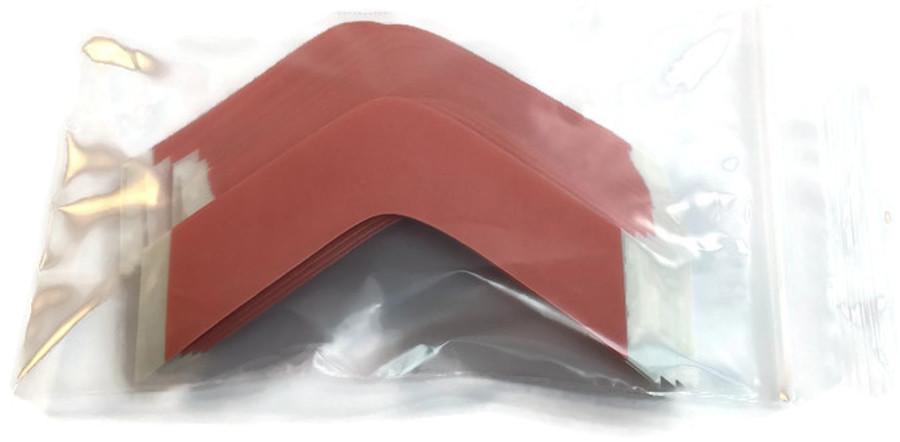 Red Sensi-Tak Hairpiece Tape Contour B
