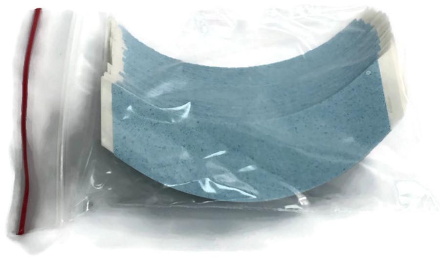 Blue Lace Hairpiece Tape Contour CC