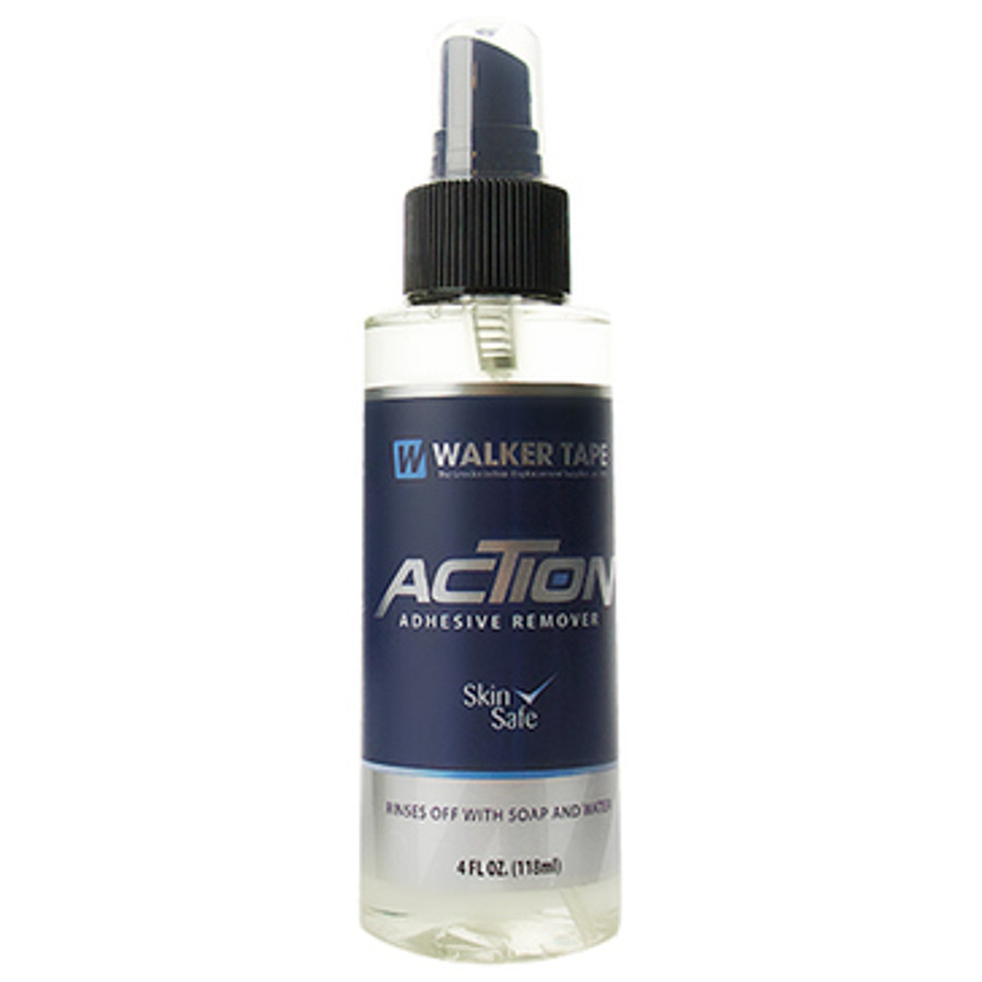 Walker Action Adhesive Remover 4 oz