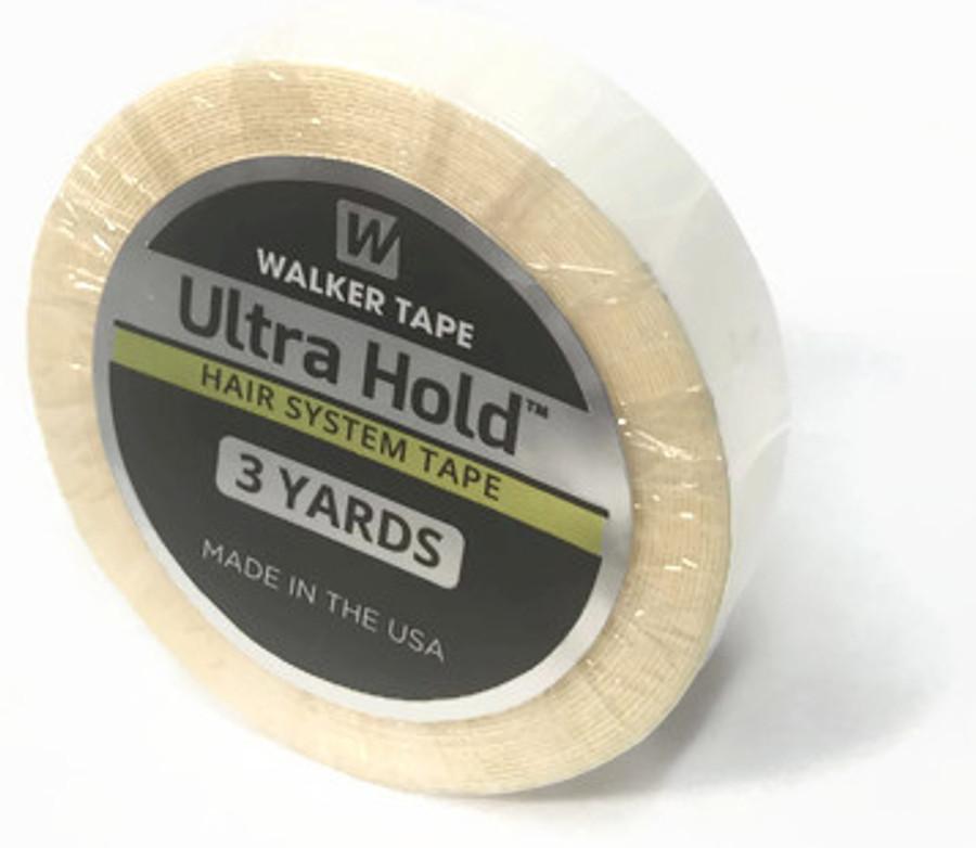 """Walker Ultra Hold Tape Roll 1/2"""" x 3 yds"""