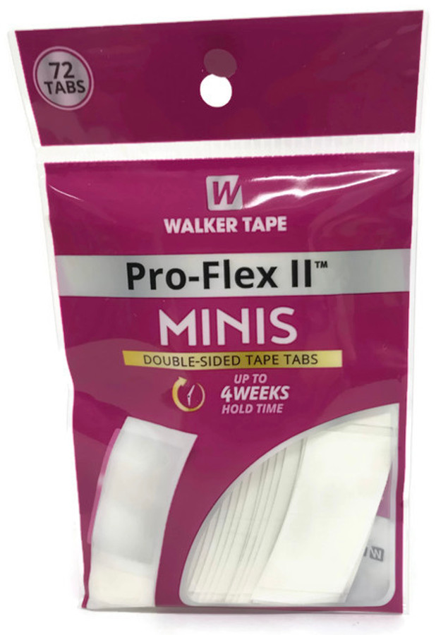 Pro-Flex Double Sided Mini's - 72 tabs