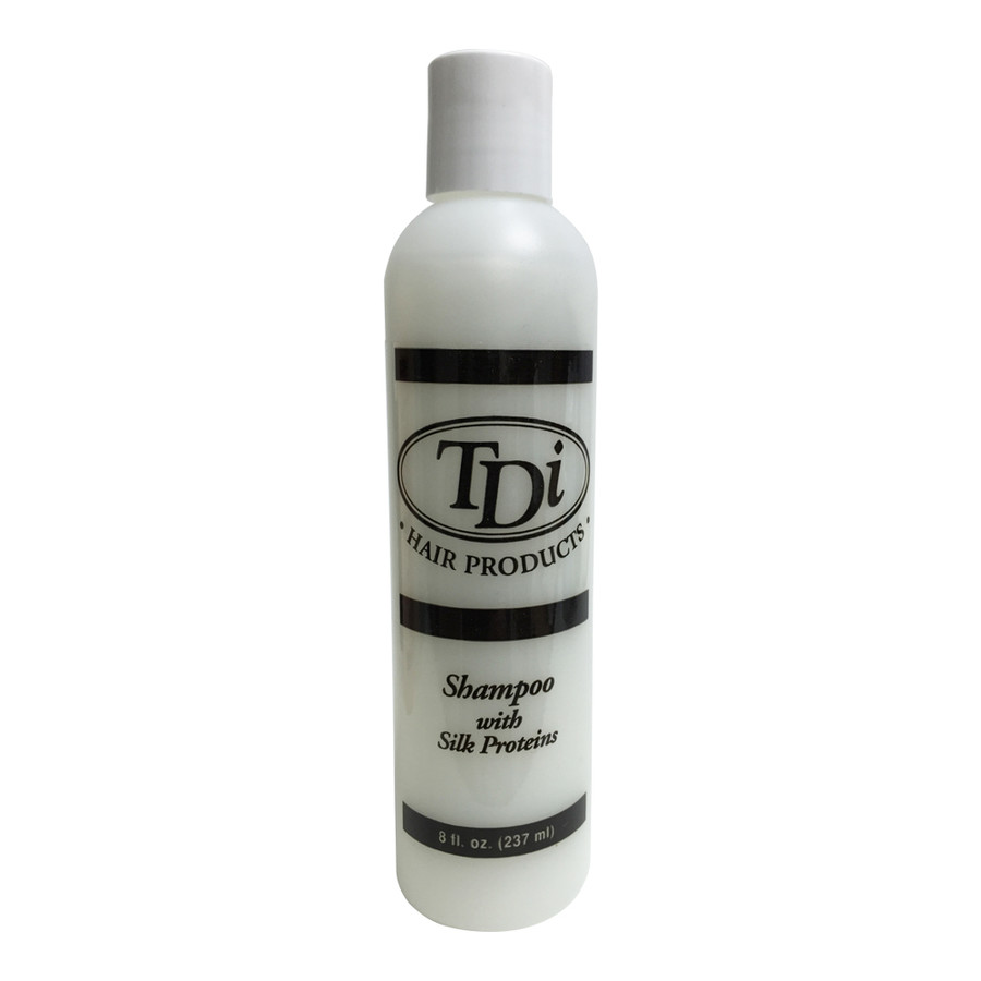 Shampoo with Silk Proteins 8 oz