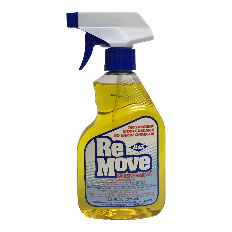 Max Re-move Citrus Hairpiece Cleaner