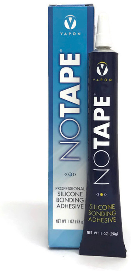 Vapon No Tape Silicon Bonding Adhesive 1 oz