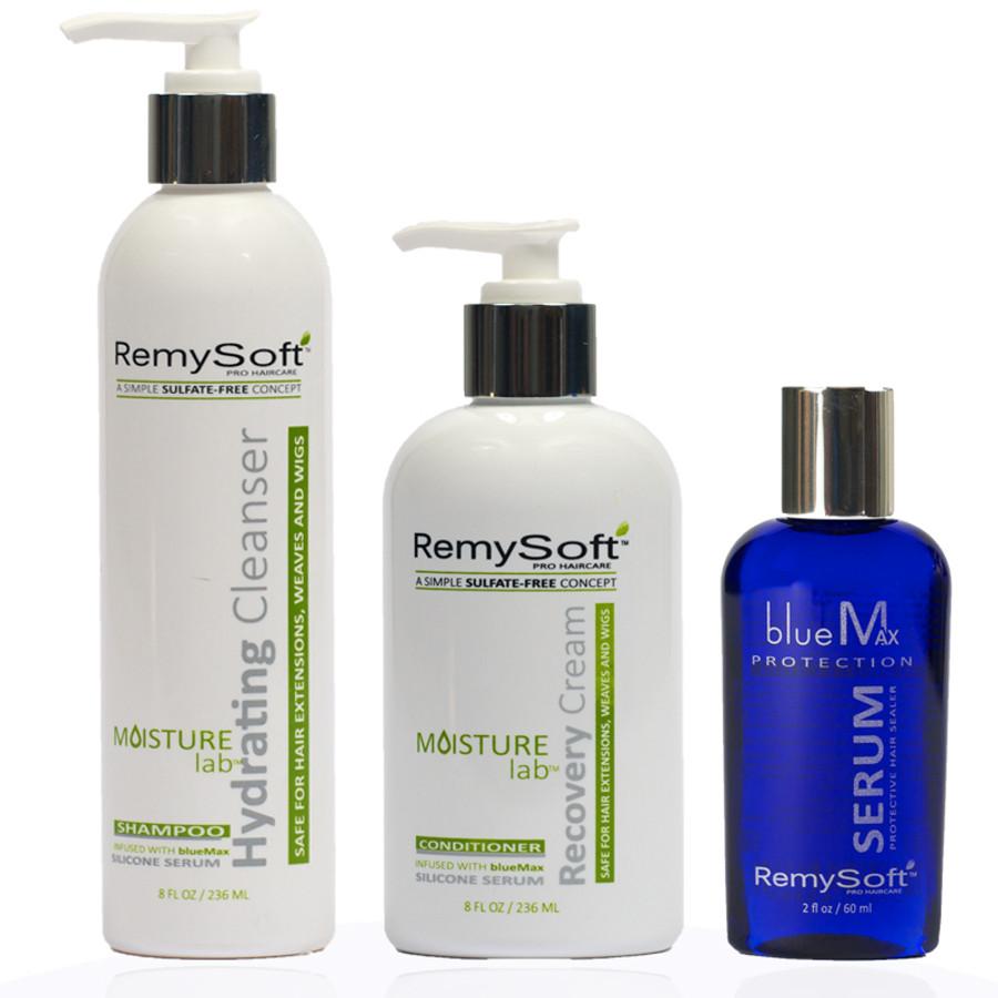 Remy Soft BlueMAX Moisture Lab 3 Step System