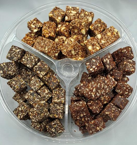 Believe Bites No Added Sugar Three Way Tray healthy delicious snacks