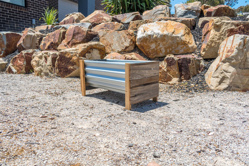 Rustic SMALL Planter Box
