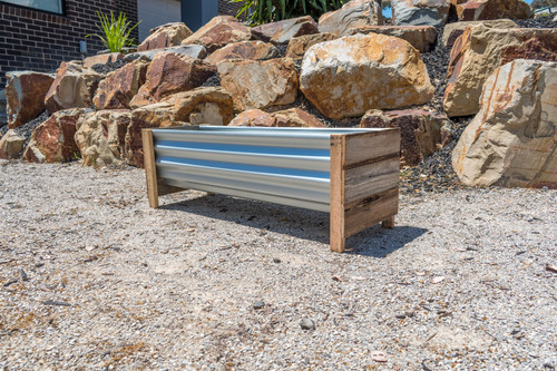 Rustic MEDIUM Planter Box