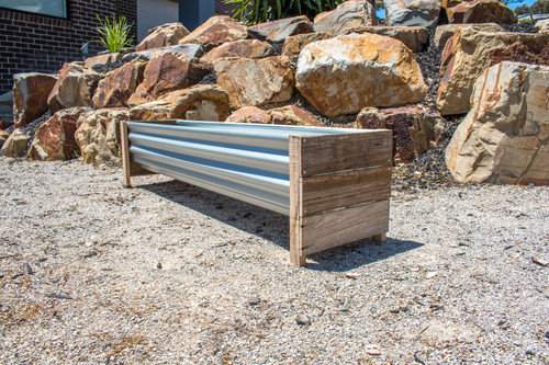 Rustic LARGE Planter Box