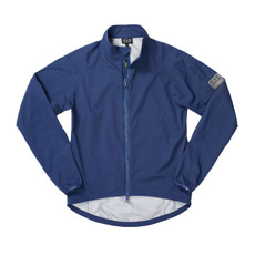 Navy Blue Search and State S1-J Riding Jacket