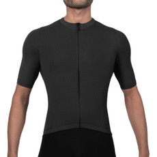 Reflective cycling jersey from Black Sheep Cycling