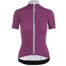 Q36.5 Short Sleeve L1 Jersey Women's Pinstripe X Purple