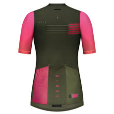 GOBIK Stark Woman Sonora Short Sleeve Cycling Jersey Back