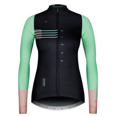 GOBIK Women's Long Sleeve Cobble Atmos Jersey - Front