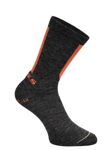 Q36.5 Plus Merino Wool & Silk Socks