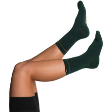 Black Sheep Cycling Adventure Socks - Green