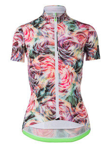 Q36.5  Jersey Short Sleeve L1 Lady ROSE 3D