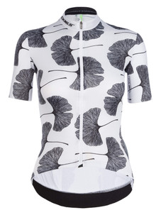 Q36.5  Jersey Short Sleeve G1 Woman Ginkgo