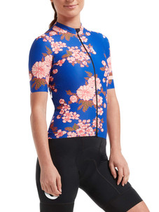 Black Sheep Women's WMN LuxLite Jersey - Blue Gardenia