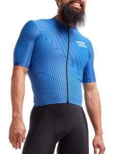 Black Sheep Men's Racing Aero Jersey - Blue