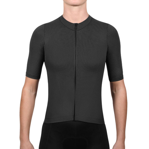 Women's reflective jersey from Black Sheep Cycling