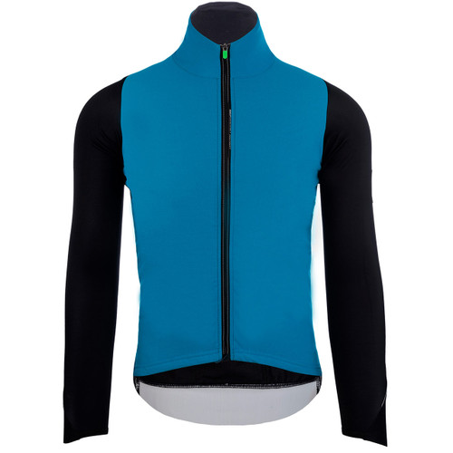 Q36.5 Air insulation Jacket Blue Front