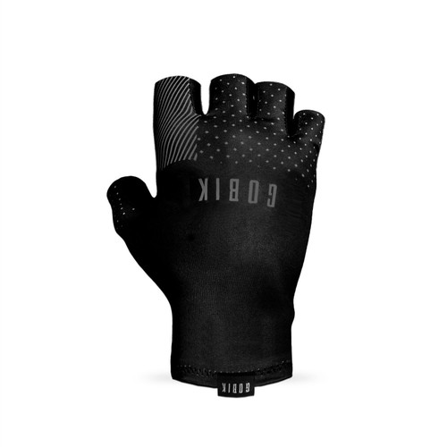 GOBIK Unisex Hawk Darkness Summer Cycling Gloves