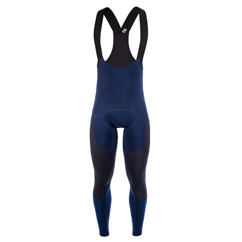 Q36.5 Adventure Winter Bib Tights - Blue
