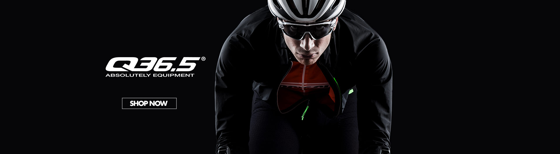 Q36.5 IS AN EXTREME VISION OF THE FUTURE OF CYCLING CLOTHING
