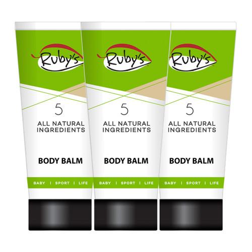 Body Balm 3 Pack 3 oz