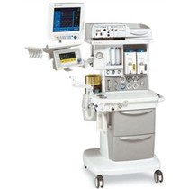 Front view of the Datex-Ohmeda Aespire 7900 Anesthesia Machine -Refurbished