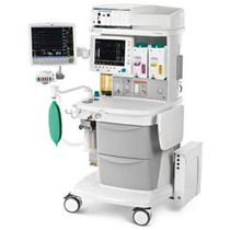 Front view of with GE Avance S5 Carestation Anesthesia Machine - Refurbished