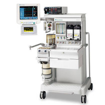 Front view of the Datex-Ohmeda Aestiva -5 Anesthesia Machine - Refurbished