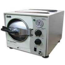 Side view for the Midmark M7 SpeedClave Sterilizer - Refurbished