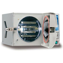 Interior view of the Tuttnauer EZ10 Fully Automatic Autoclave