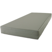 North America Mattress Sleeper Chair Mattress Trifold, 70 x 24 x 3