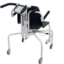 Detecto Digital Rolling Chair Scale (6880)
