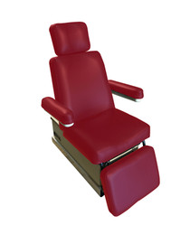 Hill HA90P Podiatry Medical Chair with Power Elevation, Back and Tilt -  Refurbished