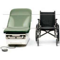 Midmark 623 Barrier-Free Examination Table - Refurbished
