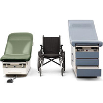 Midmark Ritter 223 Barrier-Free Power Examination Table - Refurbished
