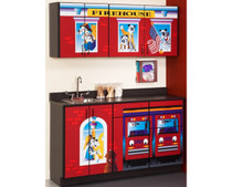 Clinton Fun Series Cabinets 6130-BW