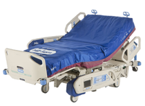 Hill-Rom TotalCare P1840  Bariatric Plus Hospital Bed - Refurbished