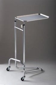 Tech-Med® 4368 Double Post Instrument Stand - Double Post